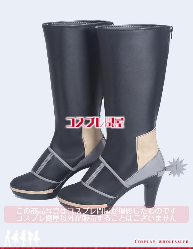 Re:CREATORS(レクリエイターズ) アルタイル(軍服の姫君)ブーツ 靴 コスプレ衣装 フルオーダー