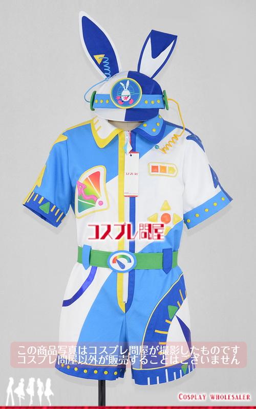 東京ディズニーランド(TDL) うさたま大脱走!2017 ミッキーのダンサー 帽子付き レプリカ衣装 フルオーダー