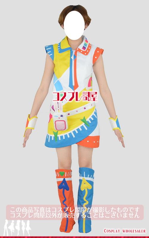 東京ディズニーランド(TDL) うさたま大脱走! オレンジ チェイサー ダンサー レッグカバー付き レプリカ衣装 フルオーダー 🅿