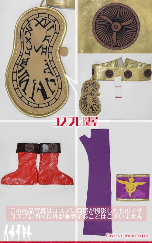 東京ディズニーシー(TDS) タイムトラベラーバンド トランペット衣装 ブーツカバー付き レプリカ衣装 フルオーダー 🅿