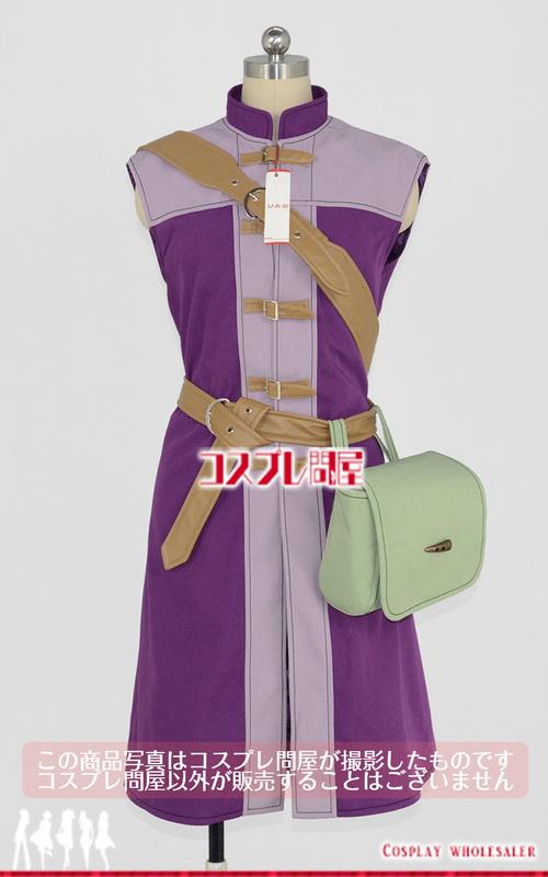 ドラゴンクエストXI(ドラクエ11) 主人公 コスプレ衣装 フルオーダー [2209]