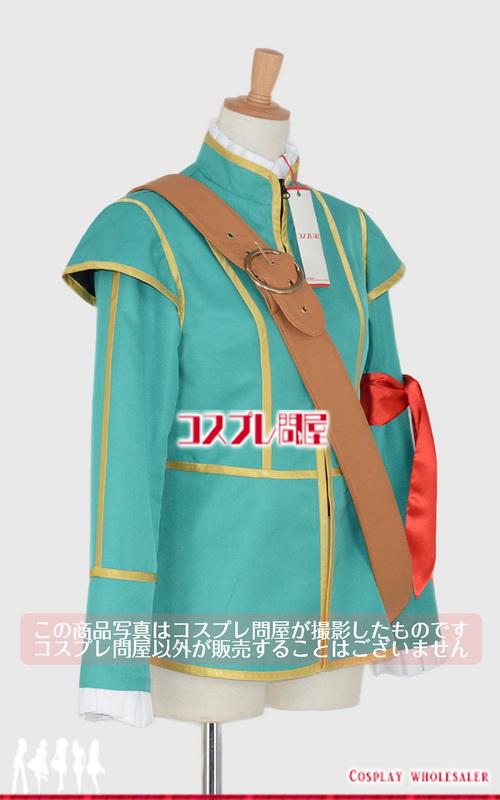 ドラゴンクエストXI(ドラクエ11) シルビア ハンサムスーツ コスプレ衣装 フルオーダー [2250]