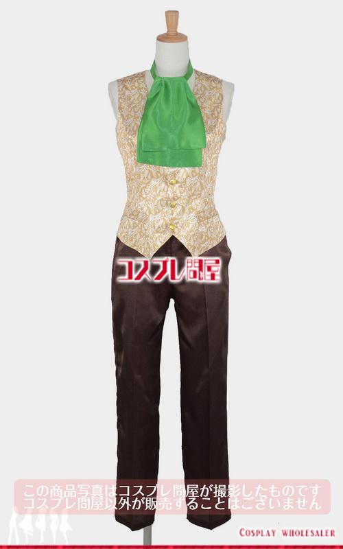 東京ディズニーランド(TDL) ウェルカムフラワーバンド サンフラワー 帽子付き レプリカ衣装 フルオーダー [2090]