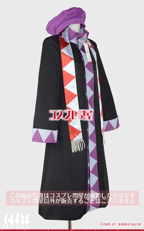 ドリフターズ(DRIFTERS) ラスプーチン 帽子付き コスプレ衣装 フルオーダー [2295]