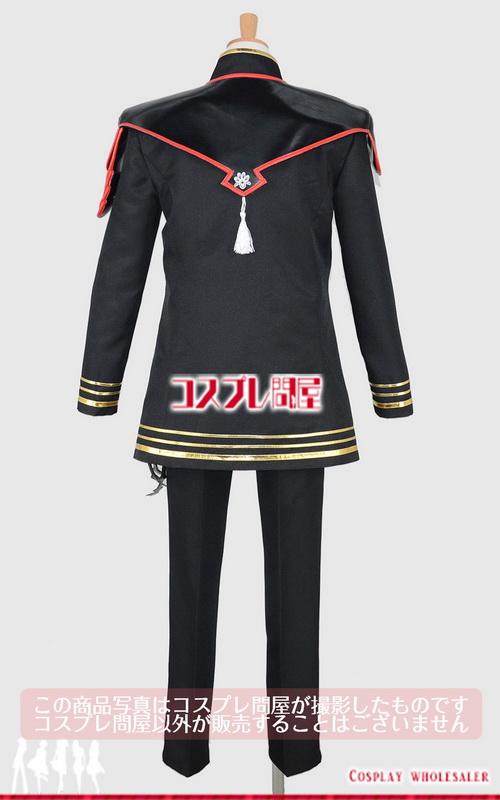 刀剣乱舞(とうらぶ) 明石国行(あかしくにゆき) 戦闘衣装 コスプレ衣装 フルオーダー [2355]