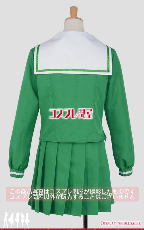 デジモンアドベンチャー02 お台場中学校 女子制服 コスプレ衣装 フルオーダー [2283]