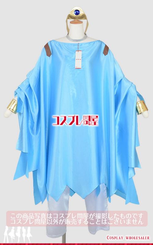 ドラゴンクエストIII(ドラクエ3) 男賢者 ブーツカバー付き コスプレ衣装 フルオーダー [2334]
