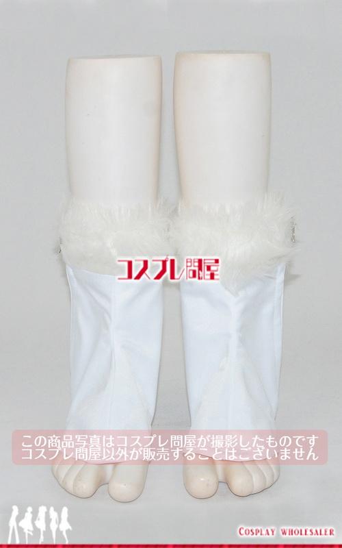 東京ディズニーシー(TDS) クリスマス・ウィッシュ ホリデーグリーティング・フロム・セブンポート ダンサー ブーツカバー レプリカ衣装 フルオーダー [828]