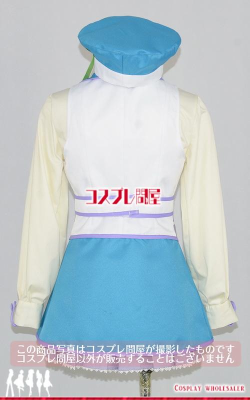 Tokyo 7th シスターズ(ナナシス) 折笠アユム Ci+LUS 帽子付き コスプレ衣装 フルオーダー [2514]