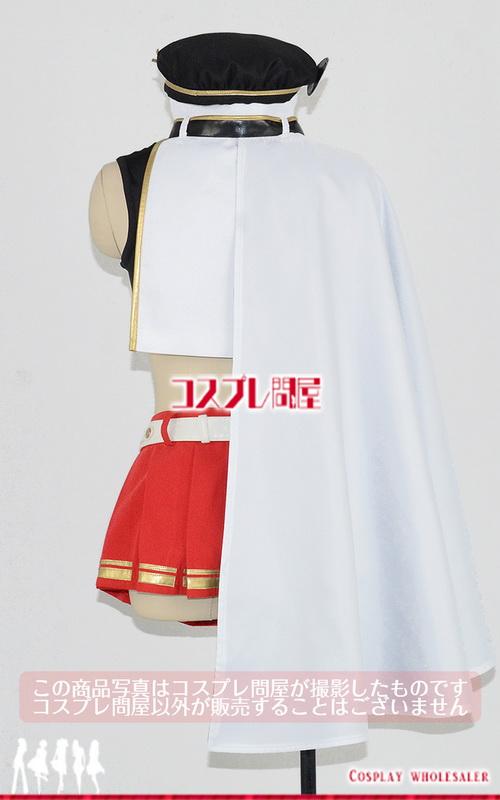アズールレーン ジャマイカ 手袋付き コスプレ衣装 フルオーダー [2499]