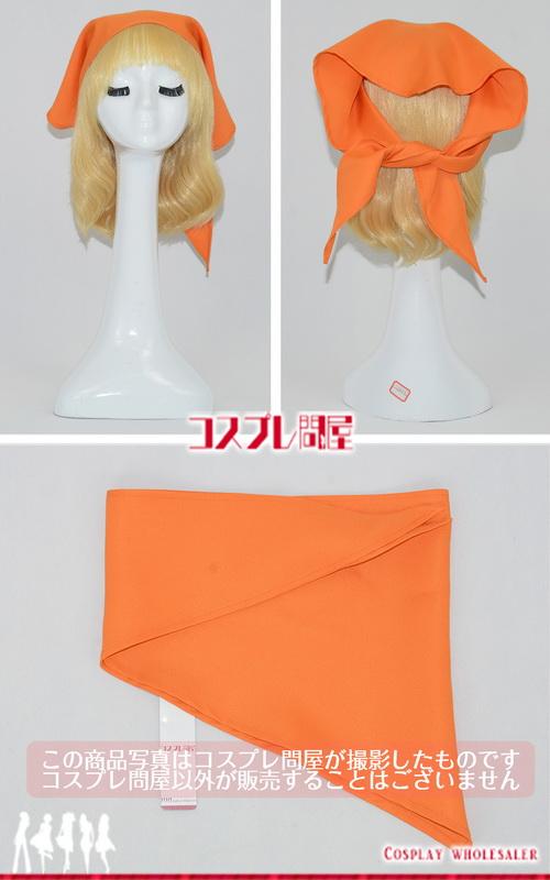 ドラゴンクエストXI(11・DQXI) エマ 頭巾付き コスプレ衣装 フルオーダー [2554]