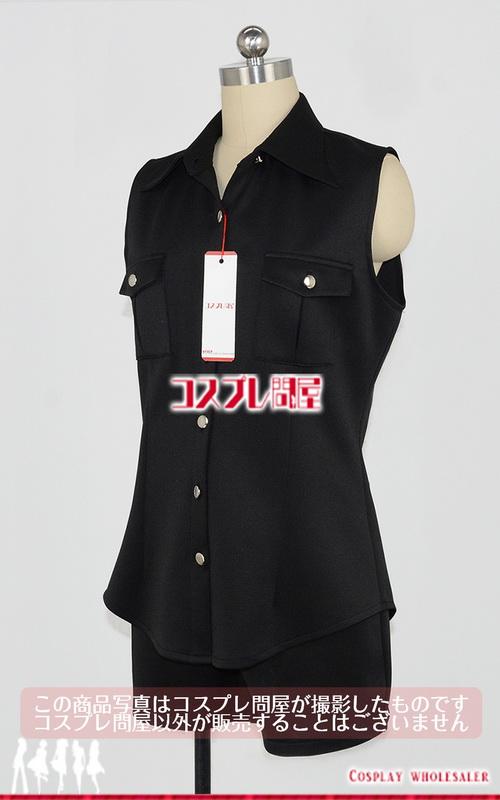 モーニング娘。 保田圭 真夏の光線 黒 レプリカ衣装 フルオーダー [2567]