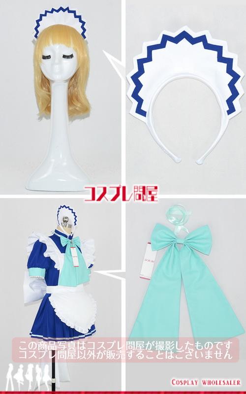 東京ミュウミュウ 藍沢みんと メイド服 コスプレ衣装 フルオーダー [318]