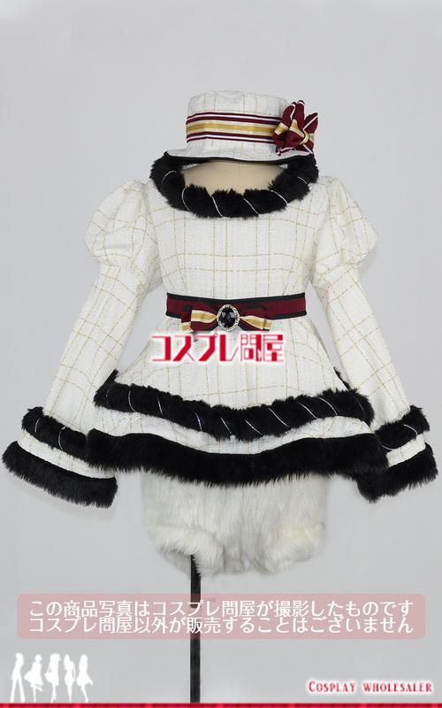 東京ディズニーシー(TDS) クリスマス・ウイッシュ2010 デイジー お尻付き レプリカ衣装 フルオーダー [2643A]
