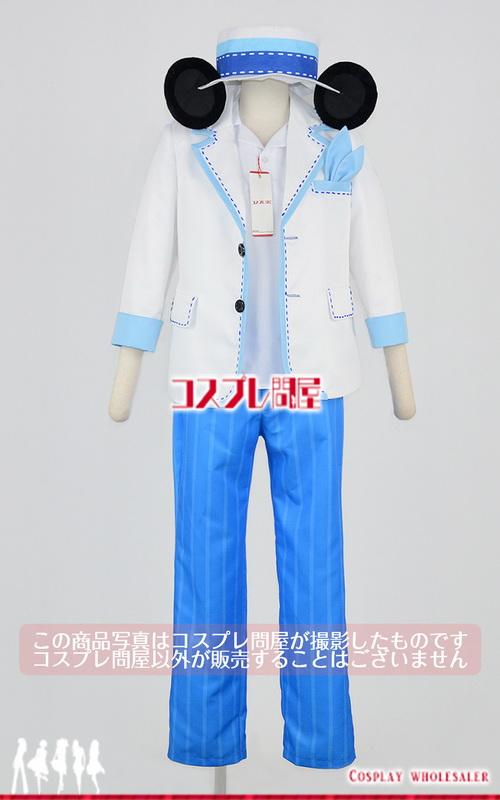 東京ディズニーシー(TDS) ダッフィーのスプリングヴォヤッジ2014 ミッキー 手袋付き レプリカ衣装 フルオーダー [2766]