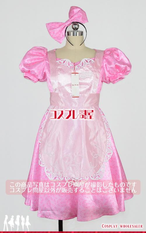 東京ディズニーランド(TDL) シェフミッキー ミニー パニエ付き レプリカ衣装 フルオーダー [2692]