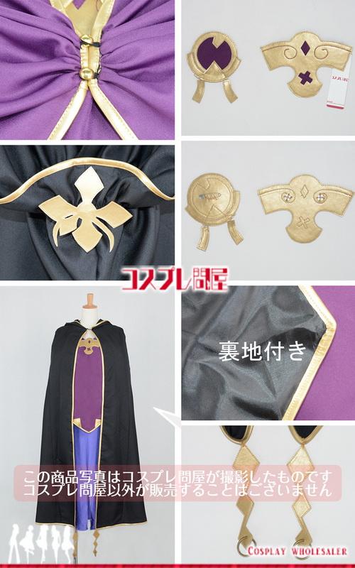 Fate/Grand Order(フェイトグランドオーダー・FGO・Fate go) キャスター メディア 手袋付き コスプレ衣装 フルオーダー [2752]