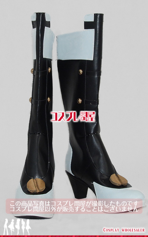 ViVid Strike!(魔法少女リリカルなのはシリーズ) フーカ・レヴェントン バリアジャケット 靴・ブーツ コスプレ衣装 フルオーダー