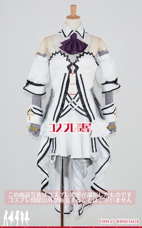 ViVid Strike!(魔法少女リリカルなのはシリーズ) リンネ・ベルリネッタ バリアジャケット 靴下付き コスプレ衣装 フルオーダー [2756] 🅿