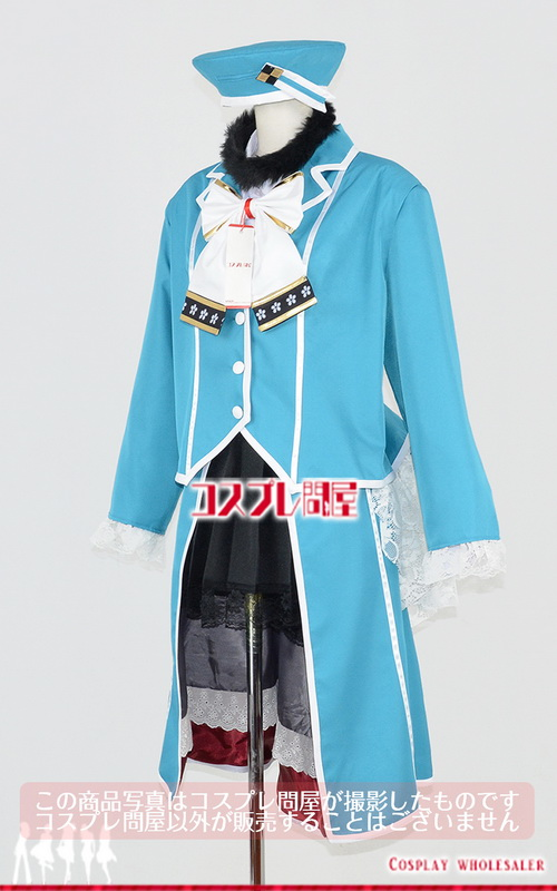 艦隊これくしょん -艦これ- 愛宕(あたご) 手袋付き コスプレ衣装 フルオーダー [2768]