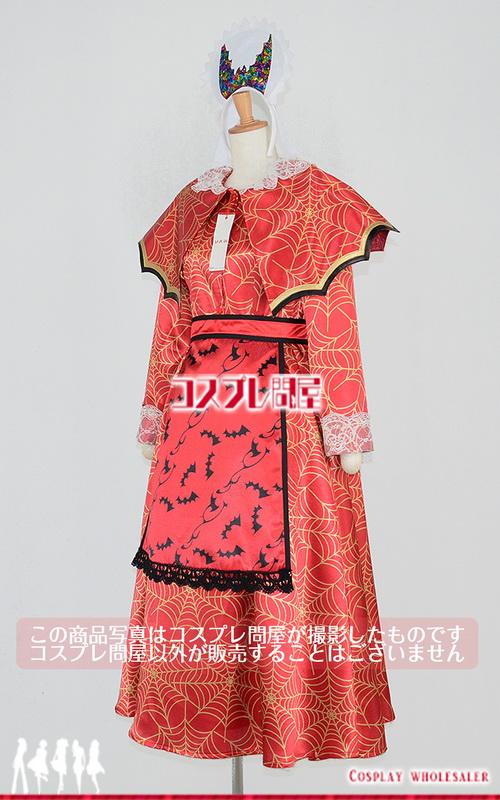 東京ディズニーランド(TDL)ディズニー・ハロウィン2007 ミニー パニエ付き レプリカ衣装 フルオーダー [2771A]