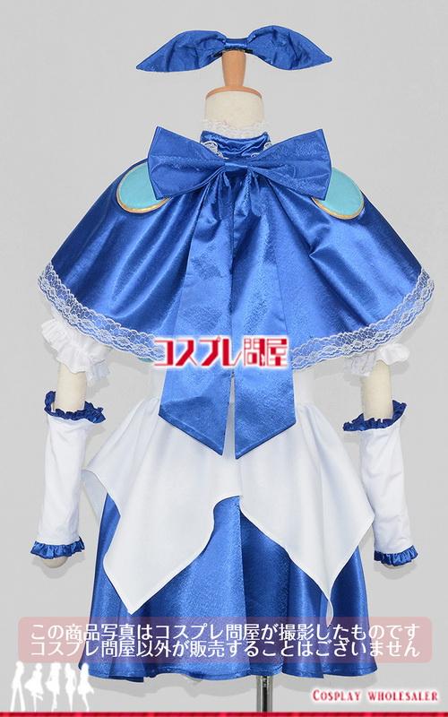 ぷよぷよ アルル ドール衣装 髪飾り付き レプリカ衣装 フルオーダー [2581]