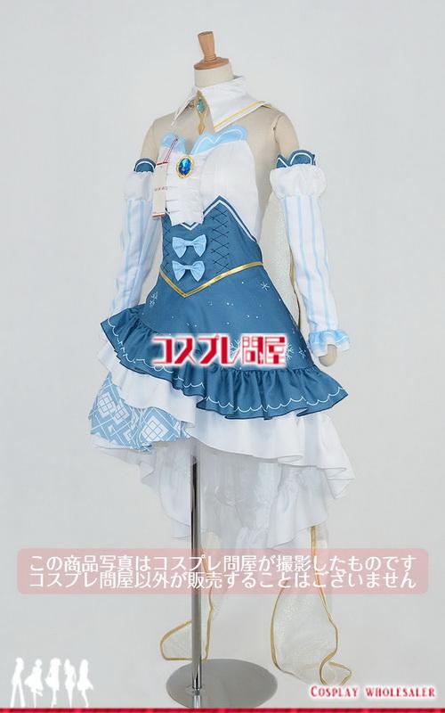 VOCALOID(ボーカロイド・ボカロ) 雪ミク 2019年 髪飾り&靴下付き コスプレ衣装 フルオーダー [2972]