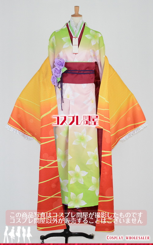 下天の華 ほたる 桔梗姫 コスプレ衣装 フルオーダー [2882]