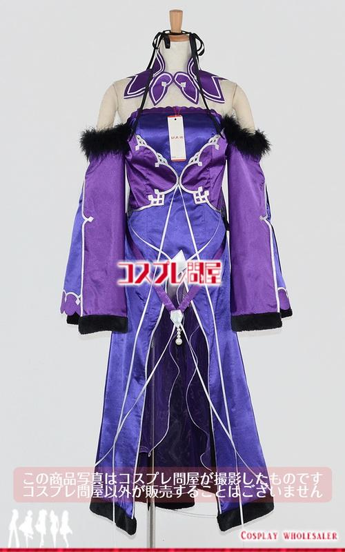Fate/Grand Order(フェイトグランドオーダー・FGO・Fate go) スカサハ=スカディ 第一段階 髪リボン付き コスプレ衣装 フルオーダー [2968]