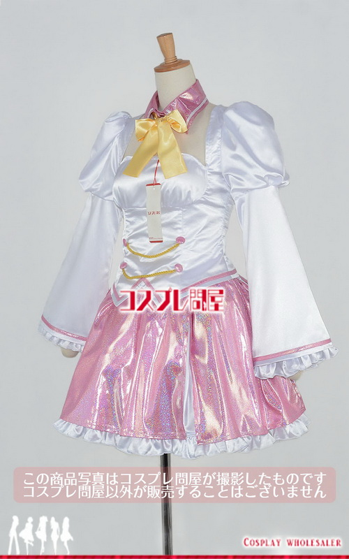 Tokyo 7th シスターズ(ナナシス) 遊佐メモル セブンス衣装 パニエ付き コスプレ衣装 フルオーダー [2985]
