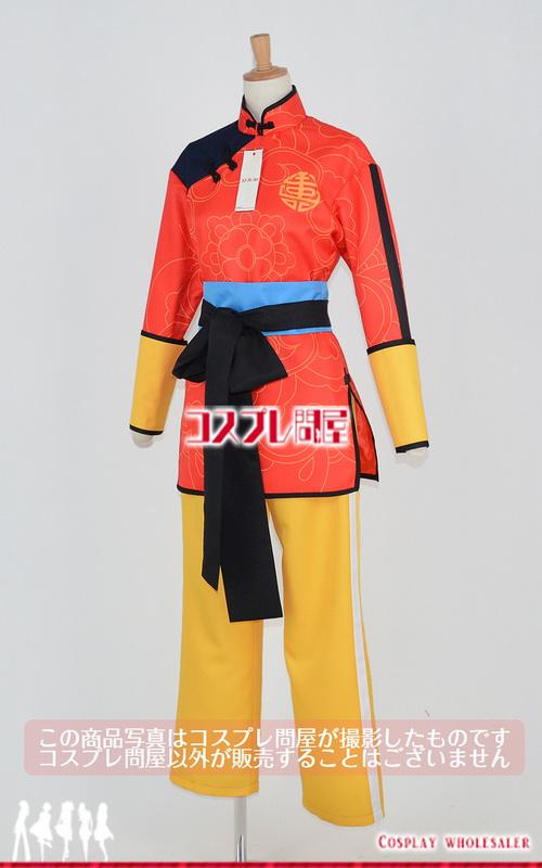 A3!(エースリー) 泉田莇 燃えよ饅頭拳! コスプレ衣装 フルオーダー [2898]