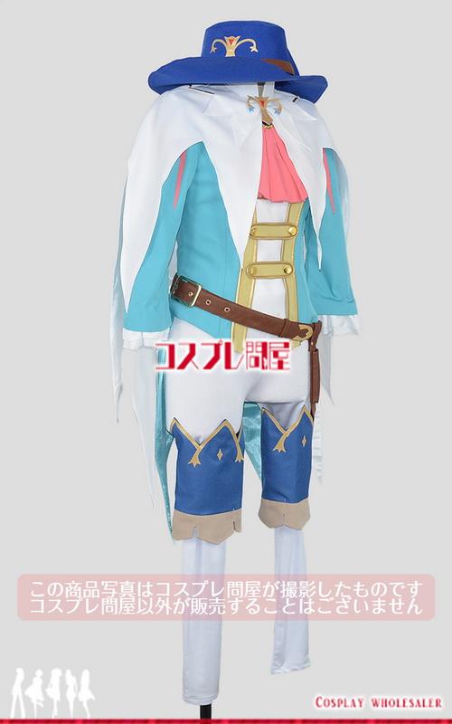 Fate/Grand Order(フェイトグランドオーダー・FGO・Fate go) シュヴァリエ・デオン 第二段階 コスプレ衣装 フルオーダー [1852A]