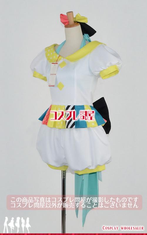 Tokyo 7th シスターズ(ナナシス) 角森ロナ ロナ 777☆SISTERS コスプレ衣装 フルオーダー [3013]