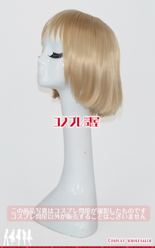 アイドルマスターシンデレラガールズ(モバマス) 三村かな子 ウィッグ コスプレ衣装 フルオーダー