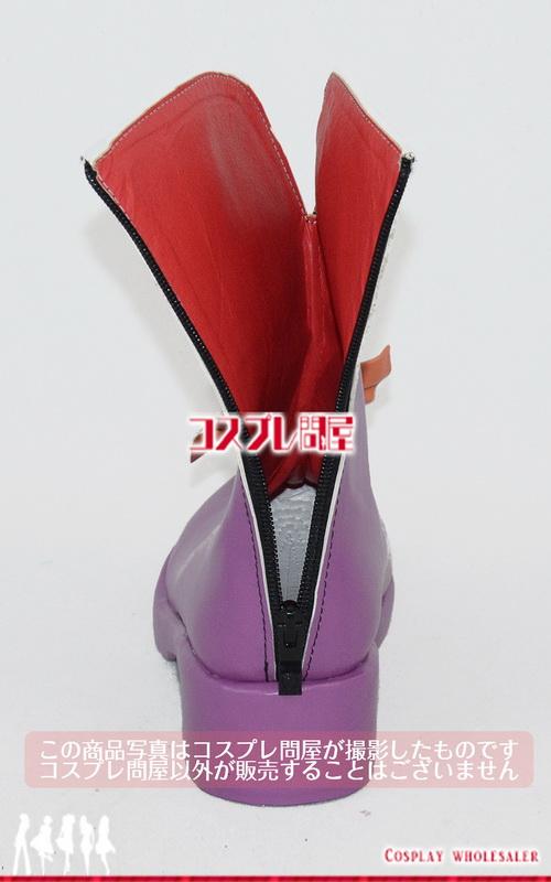 モンスターストライク(モンスト) 不思議の国の女王 アリス(神化) ブーツのみ コスプレ衣装 フルオーダー