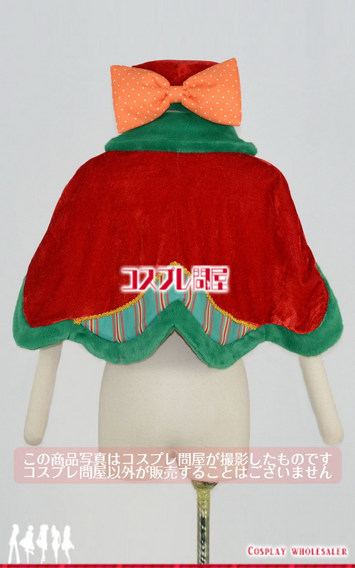東京ディズニーシー(TDS) クリスマス・ウィッシュ2016 パーフェクト・クリスマス シェリーメイ レプリカ衣装 フルオーダー [3054]