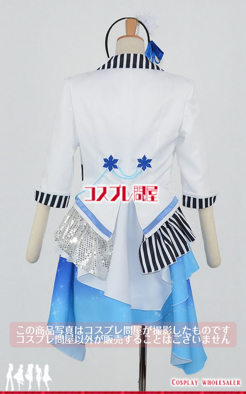 アイドルマスター ミリオンライブ! シアターデイズ(ミリシタ) ブレイビングフェアリアル(FAIRY STARS) コスプレ衣装 フルオーダー [3085] 🅿