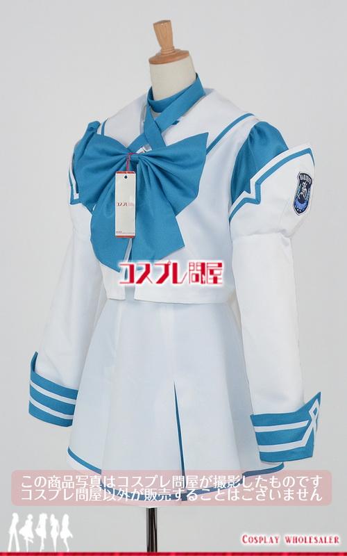 君が望む永遠 白陵柊学園 女子制服 青色ver コスプレ衣装 フルオーダー [1059]