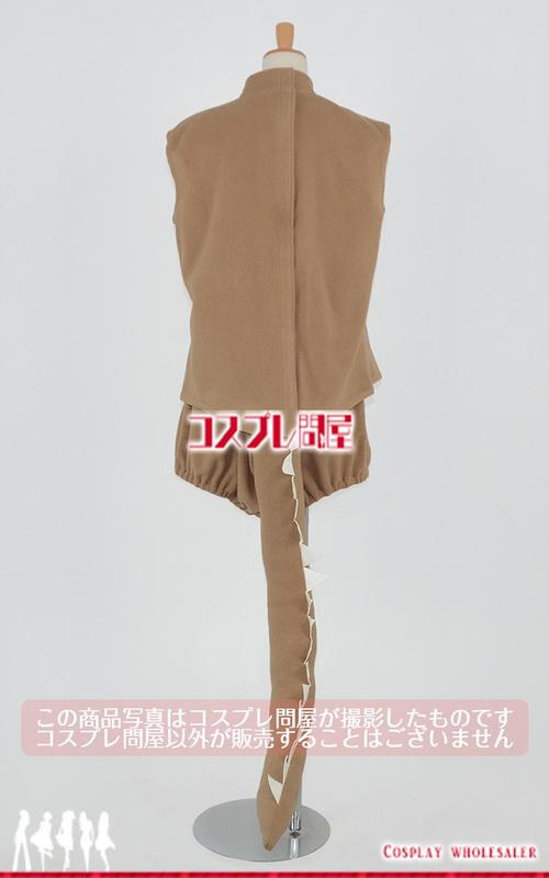 怪獣衣装 茶色 フルセット コスプレ衣装 フルオーダー [3084]