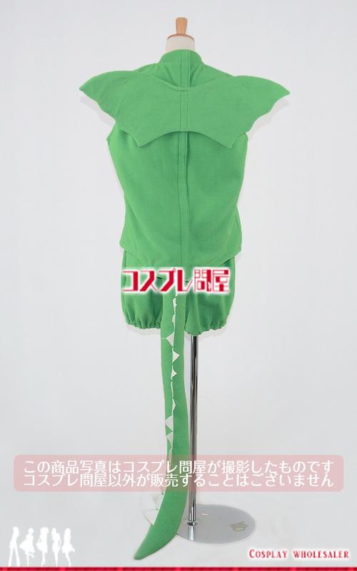 怪獣衣装 緑色 フルセット コスプレ衣装 フルオーダー [3086]