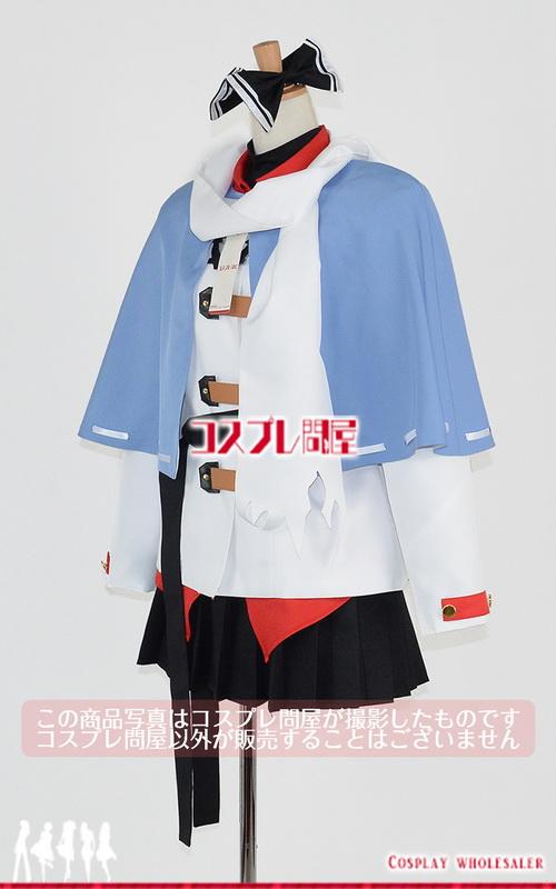 艦隊これくしょん -艦これ- Ташкент(タシュケント) 帽子付き コスプレ衣装 フルオーダー [2886]