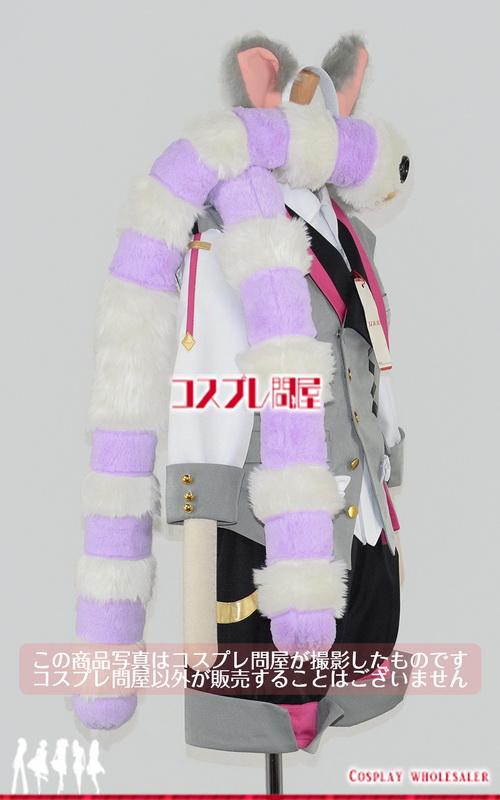 #コンパス 戦闘摂理解析システム ソーン=ユーリエフ チェシャ猫 手袋&靴下付き コスプレ衣装 フルオーダー [3206]