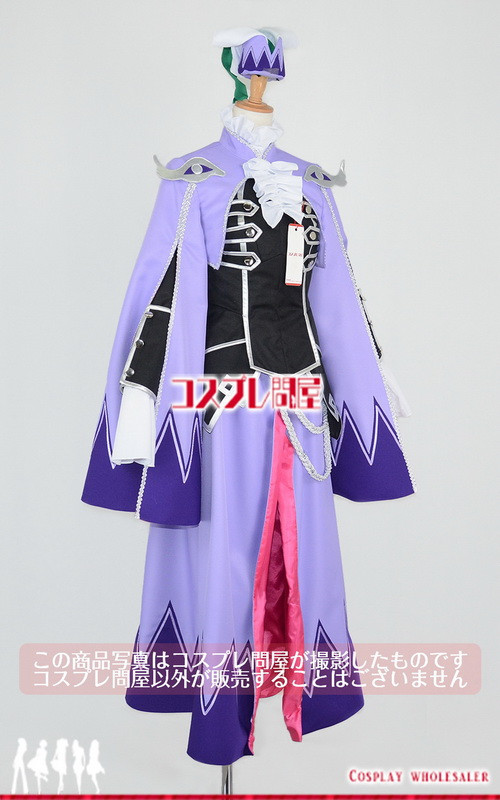 Wonderland Wars(ワンダーランド ウォーズ) マメール・ロワ 靴下付き コスプレ衣装 フルオーダー [2793]