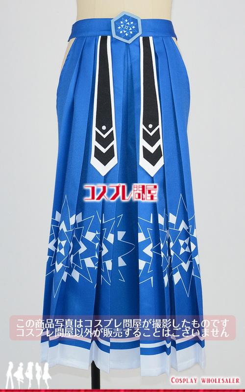 ファンタシースターオンライン2(PSO2) 零氷散華之衣 手甲付き コスプレ衣装 フルオーダー [2798]
