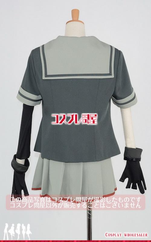 艦隊これくしょん -艦これ- 由良改二 手袋付き コスプレ衣装 フルオーダー [2875]