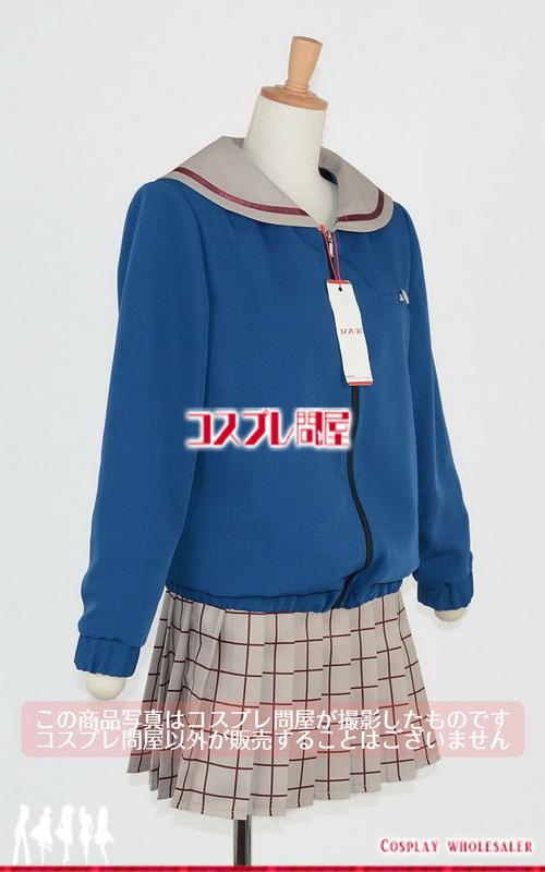 フリクリ(FLCL) サメジマ・マミ美 制服 コスプレ衣装 フルオーダー [2848]
