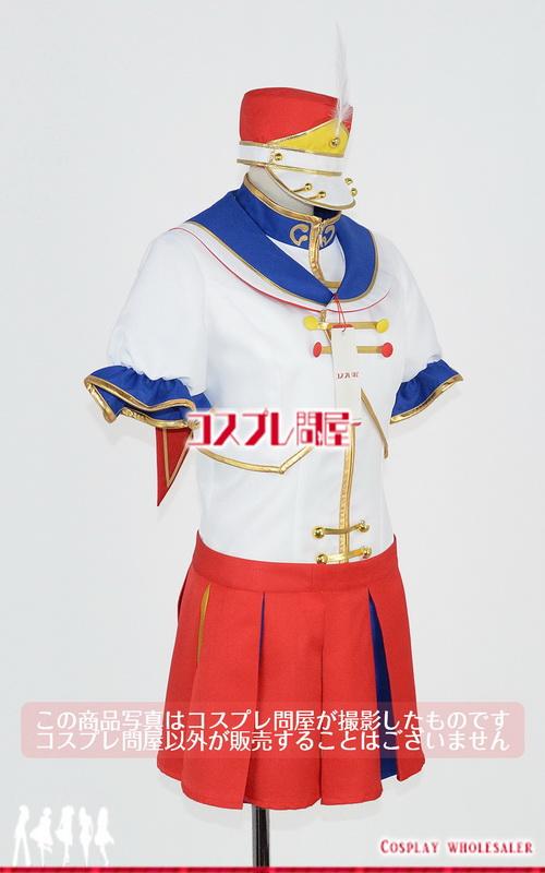 ラブライブ! スクールアイドルフェスティバル 矢澤にこ 楽器編 覚醒前 靴下付き コスプレ衣装 フルオーダー [2836]