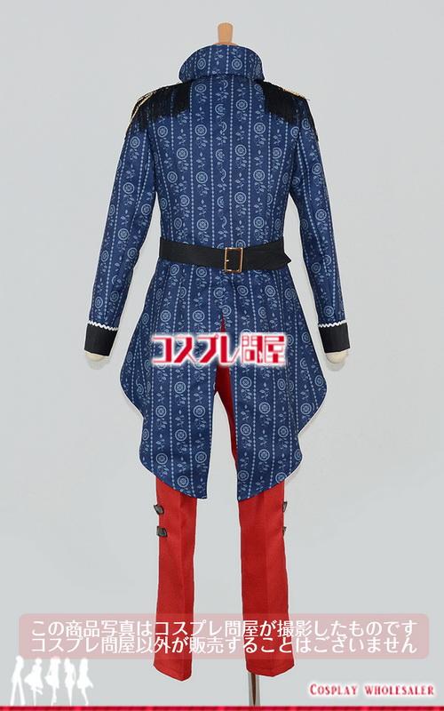 刀剣乱舞(とうらぶ) 加州清光 単騎出陣2017 ミュージカル レプリカ衣装 フルオーダー [2681]
