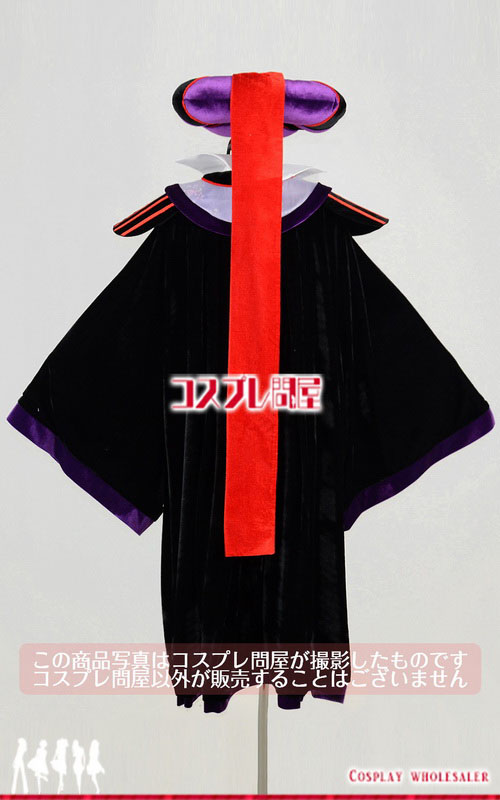 東京ディズニーランド(TDL) ワンマンズ・ドリームⅡ - ザ・マジック・リブズ・オン フロロー判事 帽子付き 豪華版 レプリカ衣装 フルオーダー [0232A]