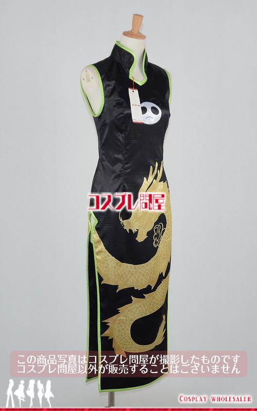 シャーマンキング(マンキン) 道潤(たおじゅん) コスプレ衣装 フルオーダー [3082]